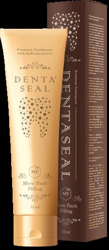 denta seal pasta do wybielania zębów